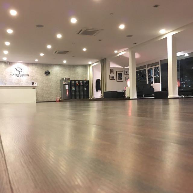 Studio Rental: Dance Studio Space Rental, Property, Rentals, Commercial