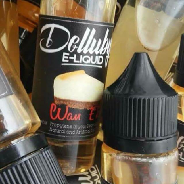 Dellubyo E-juice