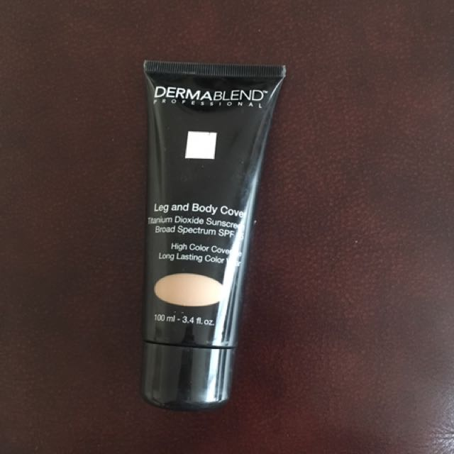 Dermablend Leg and Body Cover (BRONZE) 100ml