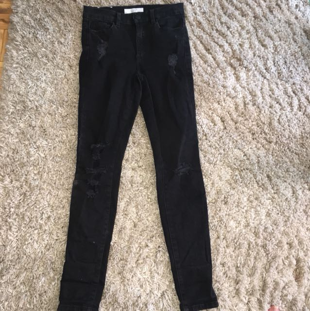 Dynamite High rise super skinny jeans