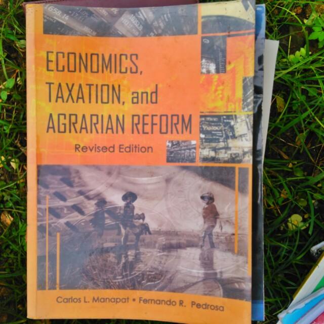 economics with tar