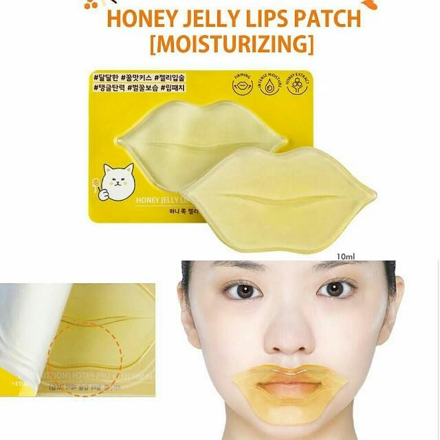 Etude lip mask