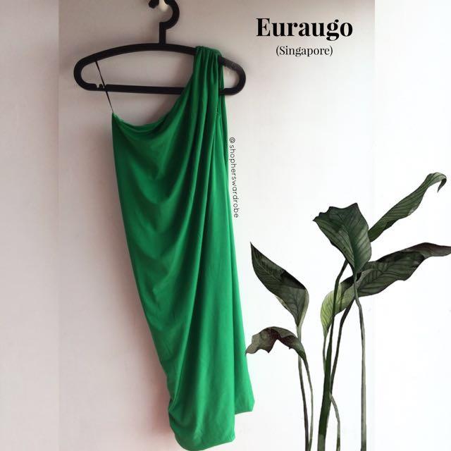 Euraugo Green Dress