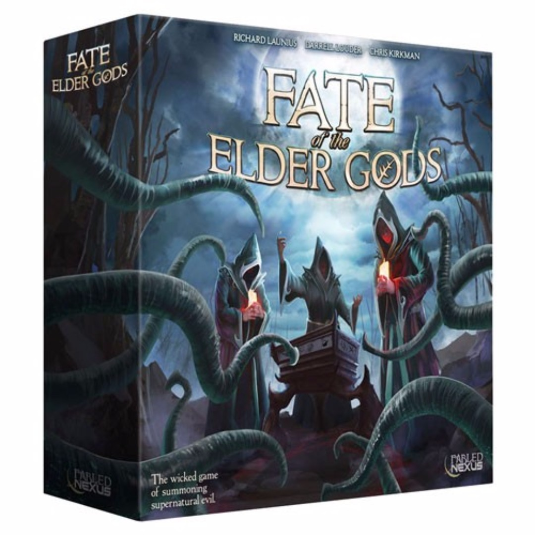 Fate of the Elder Gods (Carousell Special)