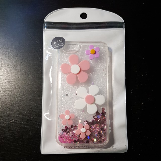 Flower iPhone 6/6s case [Free shipping]