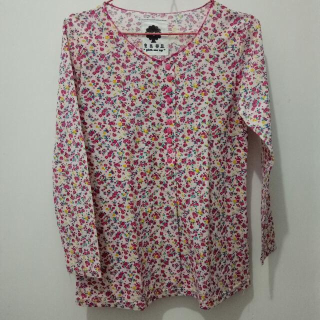 flower top pink