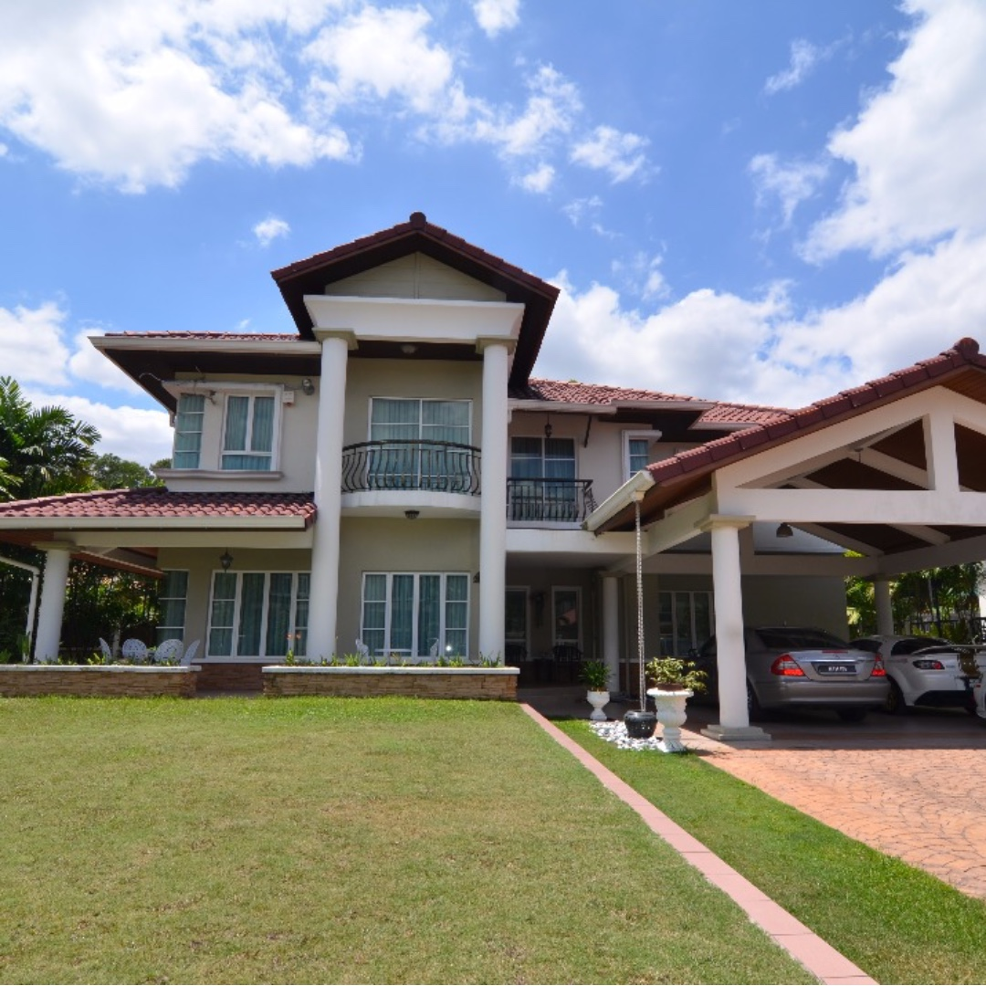 For Banglo Cantik Dan Besar 10 400 Sqft Di Btho Cheras Freehold Property On Carou