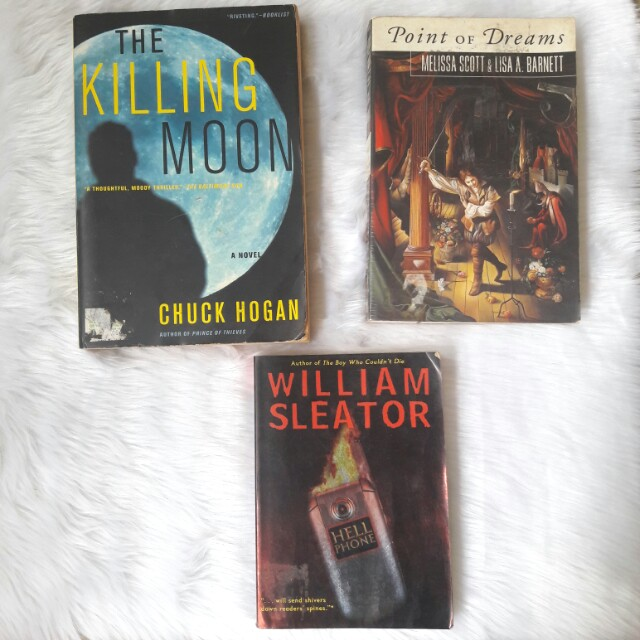 FREE FREE Good Condition Novels