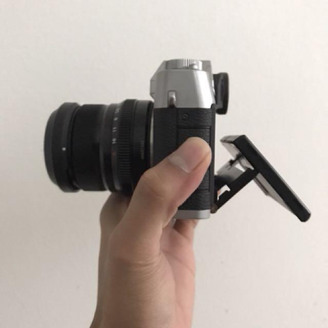 Fujifilm XT10 & Fujinon XF 23mm F1.8 WR