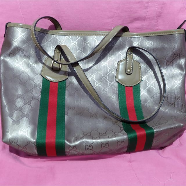 Gucci Bag Not Authentic