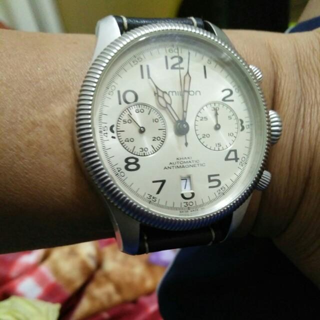 Hamilton機械錶