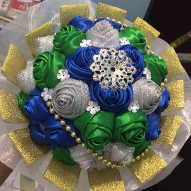 Hand Flower Bouqet / Bunga Tangan