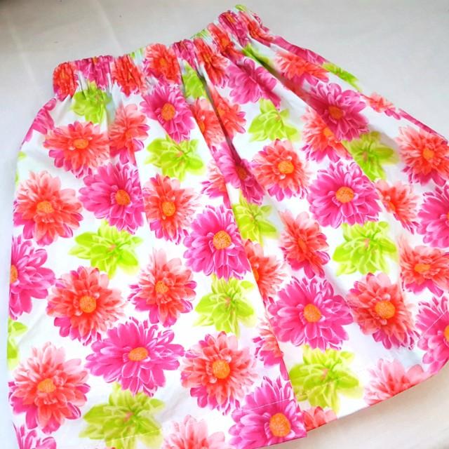 [NEW] [HANDMADE] Cotton Girl's Skirt