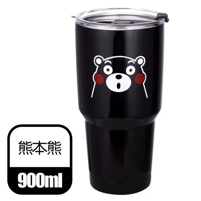 ❣️可愛熊本熊、Hello Kitty 粉紅冰霸杯❣️
