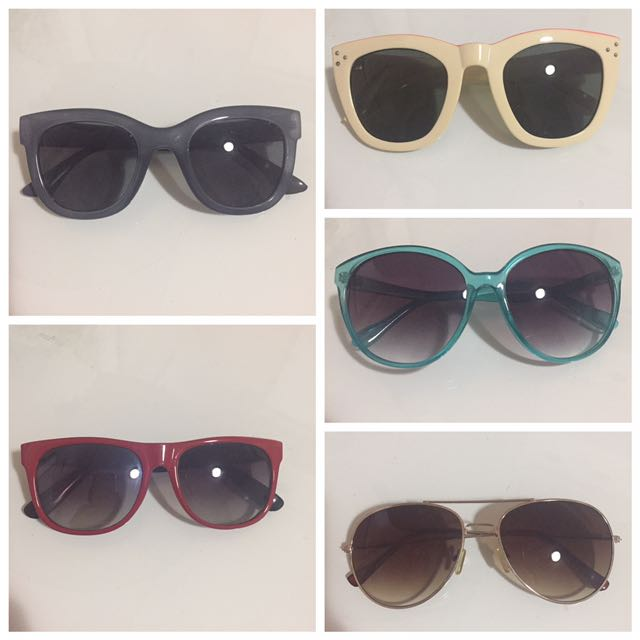 H&M / F21 Shades Bundle