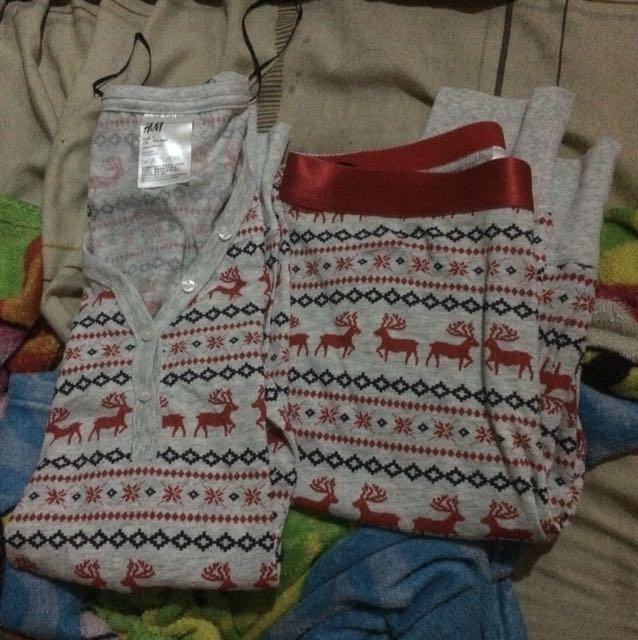H&M nightwear set