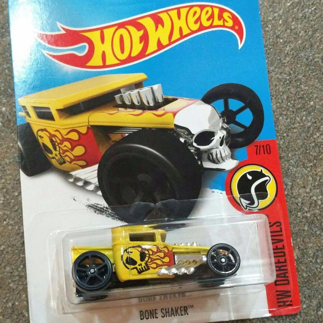 🆕 HotWheels Bone Shaker Forza Motorsports Edition, Toys & Games, Other Toys on Carousell