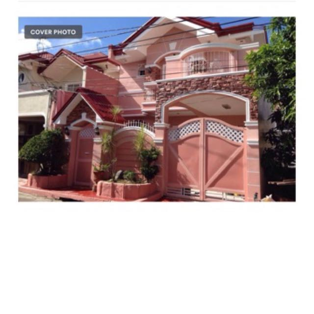 House for rent at PASIG GREENWOOD VILLAGE
