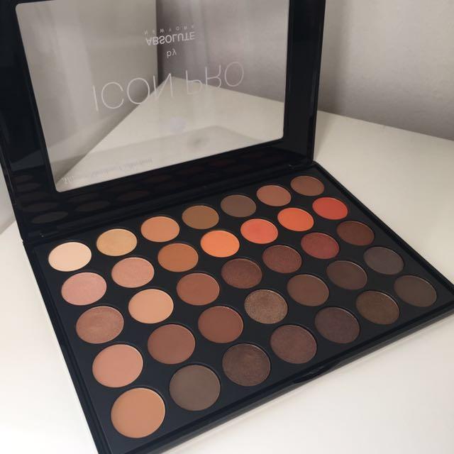Icon Pro Sahara Sunset Eyeshadow Palette