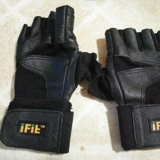 IFit Weight Lifting Gloves