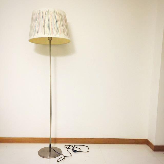 IKEA large floor lamp
