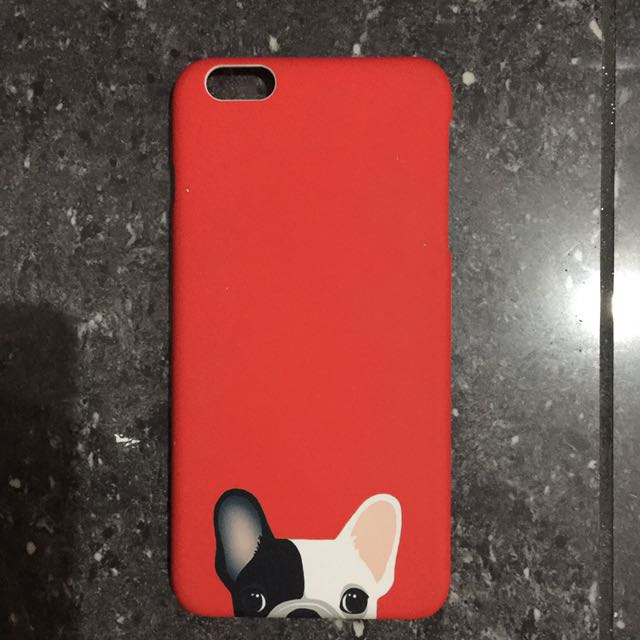 iphone 6 plus case dog