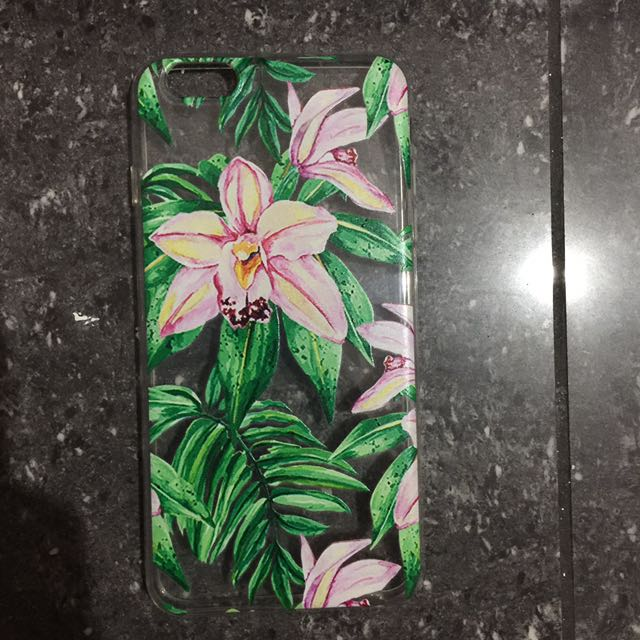 iphone 6 plus case lily