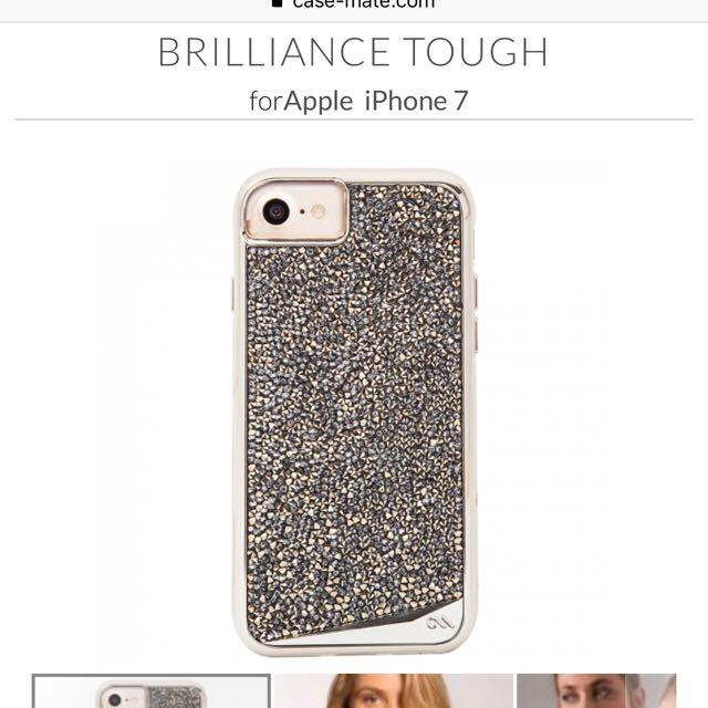 """IPhone Plus Casemate """"Brilliance"""""""