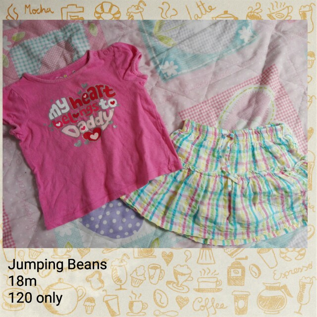 Jumping beans 18m