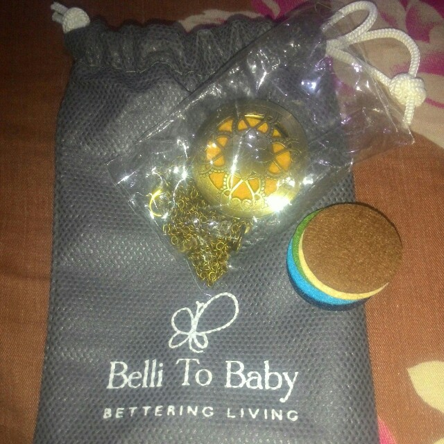 KALUNG AROMATHERAPY BELLI TO BABY