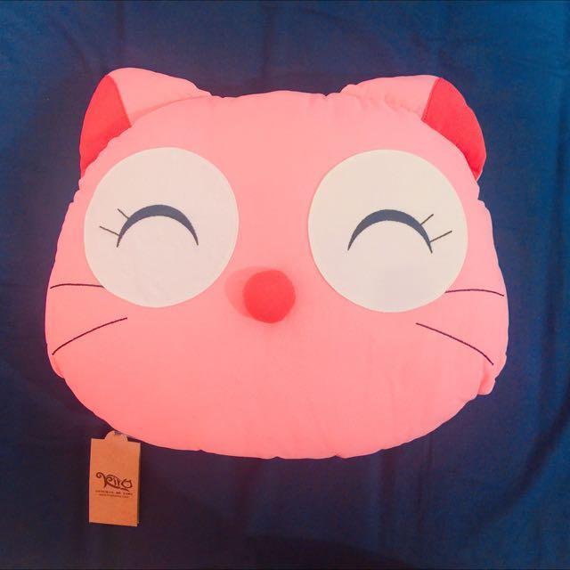 日本kiro貓 午睡枕/抱枕/暖手枕