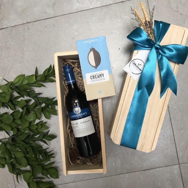 Lindeman's Edition 1 Parcel Wine GIft