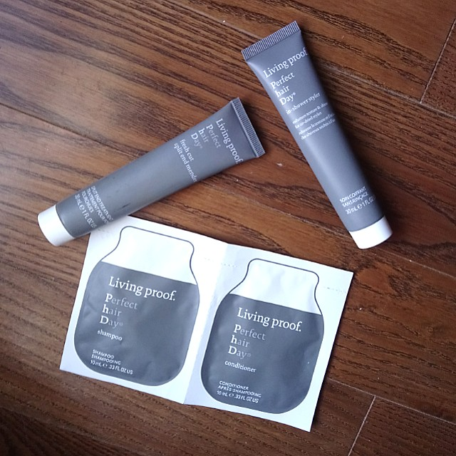 Living Proof Perfect Hair Day Mini Packs