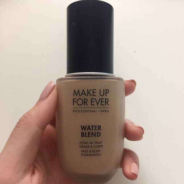 Makeup Forever Water Blend Foundation - Y315