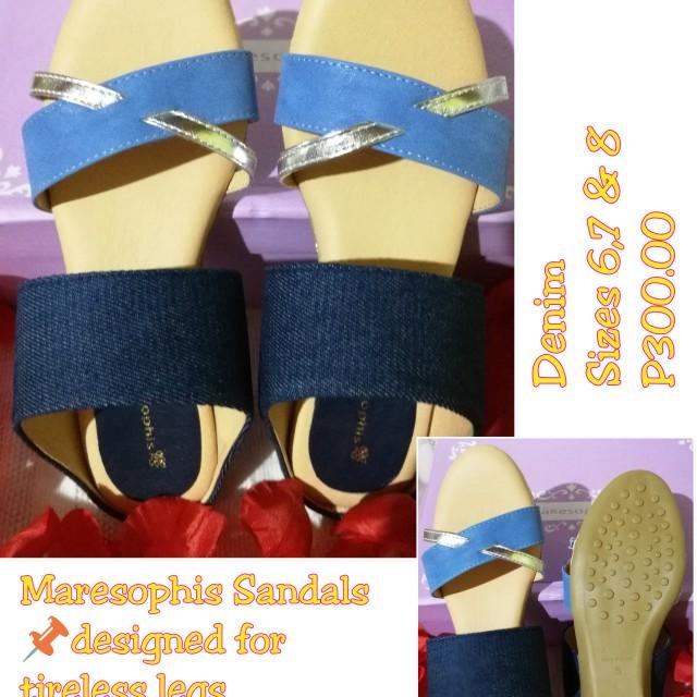 Maresophis sandals