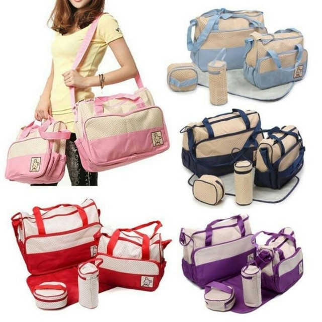 Mommy Bag 5 in 1