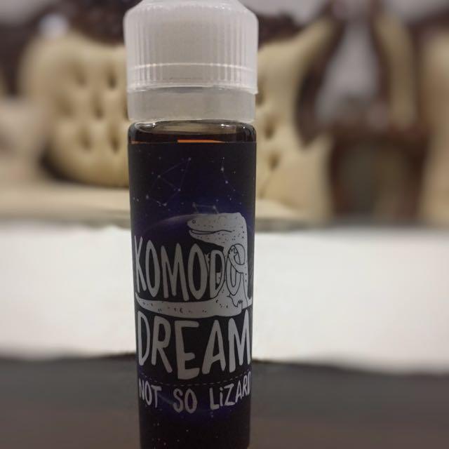 Movi Liquid (Komodo Dream Not So Lizard)