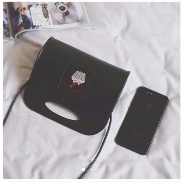 #33 - Casual Shoulder Tumblr Bag