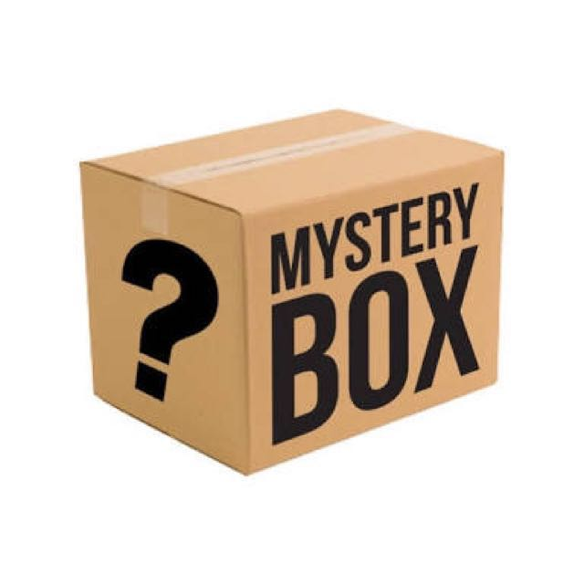 Mystery Box - full of useful items!