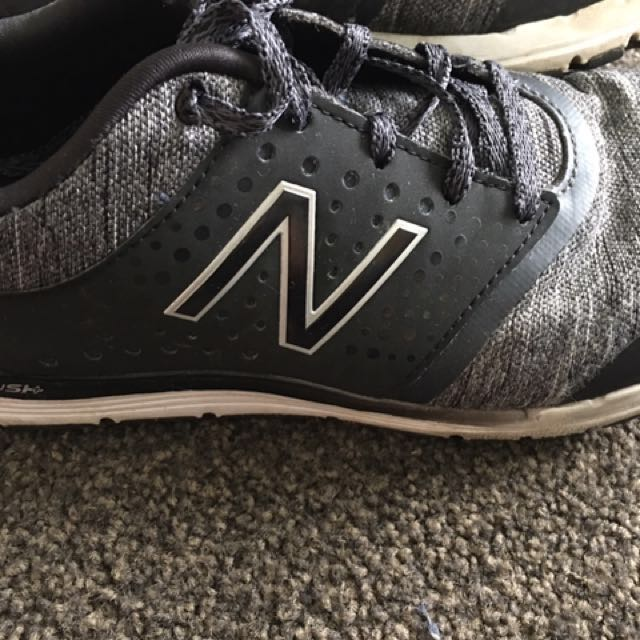 New Balance shoes size 8
