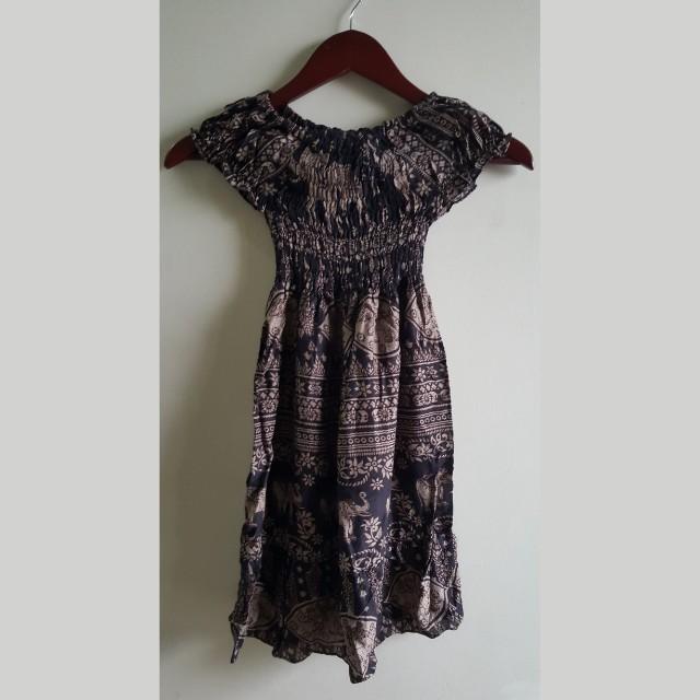 New Bangkok dress for girls
