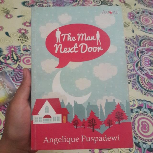 """Novel """"THE MAN NEXT DOOR"""""""
