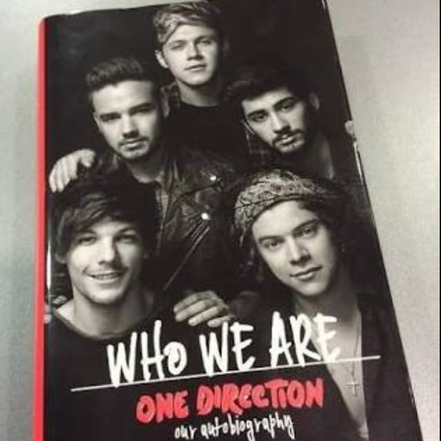 One Direction Who We Are Authobiography