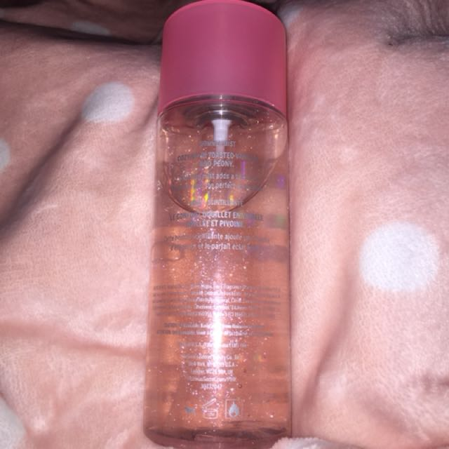 PINK Victoria Secret Perfume 💗 Warm and cosy💗