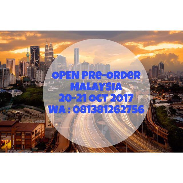 PO MALAYSIA UNTIL 21.10.17