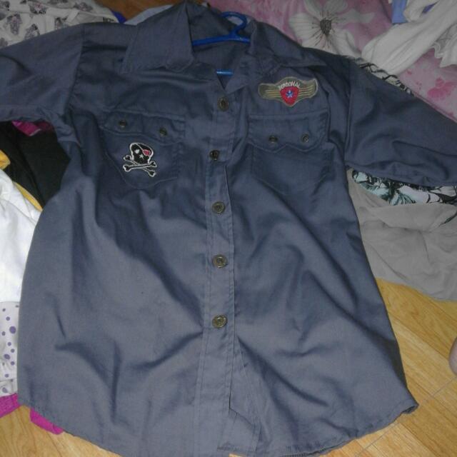 Polo shirt/Blazer