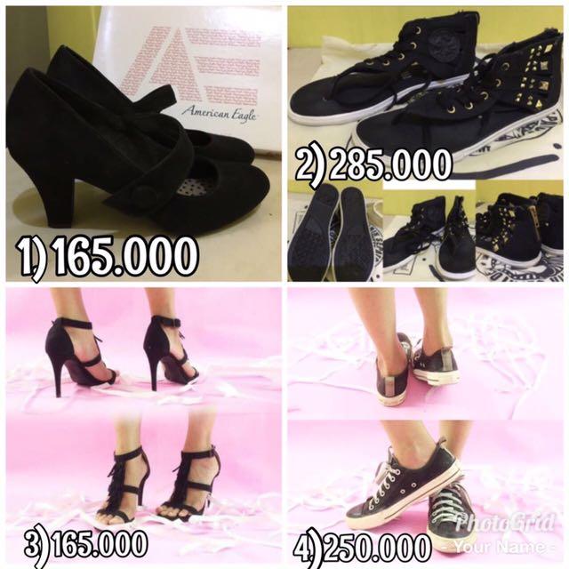 Preloves sepatu