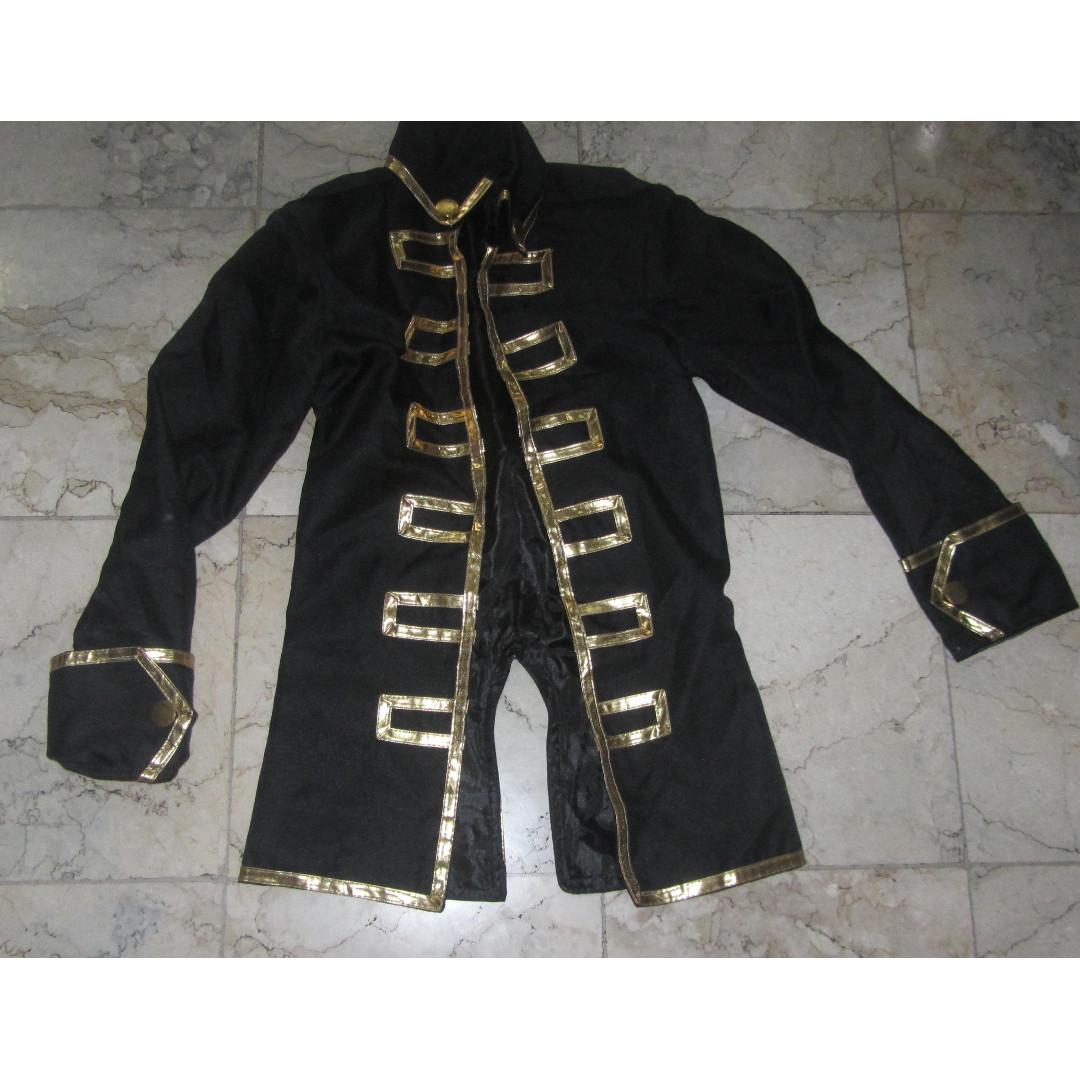 prince's coat