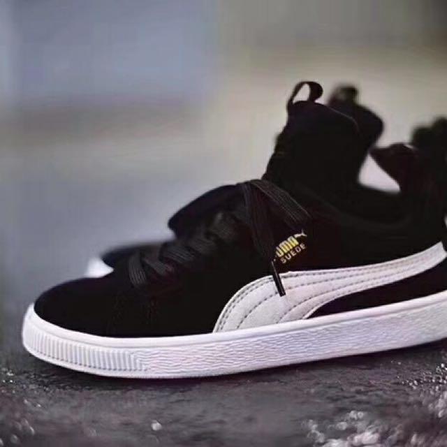 Puma ShoesWomen's Cut On Classic FashionShoes Suede High rBWCoexd