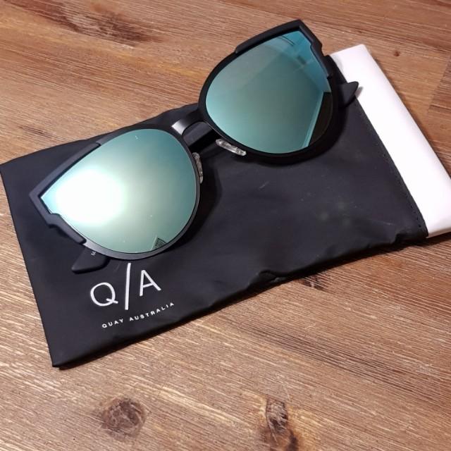Quay Australia Sunglasses- Game On